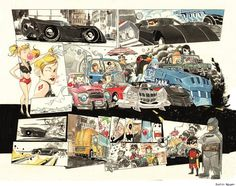 Little Gothams by Dustin Nguyen