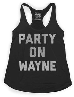 Party On Wayne Tank – Buy Me Brunch @Amanda Erhart