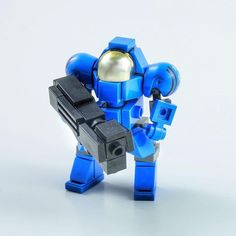 Who recognizes this marine? By Tim Schwalfenberg ( ) Tag a friend who loves LEGO! Who recognizes this marine? By Tim Schwalfenberg ( ) Tag a friend who loves LEGO! Minifigura Lego, Robot Lego, Lego Bots, Lego Craft, Lego Mecha, Lego Design, Lego Dragon, Micro Lego, Amazing Lego Creations
