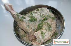 Μαρινάδα για Αρνί (μαρινάρουμε τα μπούτια μας) Chicken, Meat, Food, Eten, Meals, Cubs, Kai, Diet