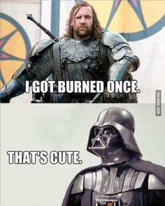 star wars / game of thrones