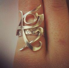 fearless ring! by hebeldesign Wanttt
