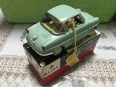 超美品!萬代屋(現:バンダイ)製・マツダR360クーペ (1960年式・前期型)_画像10