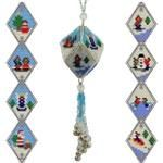 Beady Town Festive Bauble Ornament Bead Pattern By ThreadABead $8.00