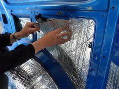 Project Volkswagen T5 Sound Proofing and Insulation – Sound Deadening Shop
