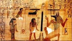 El Papiro de Ani es la versión más conocida del Libro de los Muertos. Se calcula que fue escrito durante la dinastía XVIII, hacia el año 1300 y, entre todos los textos del Libro que se han encontrado, es el que tiene el mayor número de capítulos, todos decorados con dibujos que explican cada paso del juicio de Osiris.