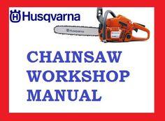 husqvarna te 250 450 510 service repair workshop manual 2007 rh pinterest com 395XP Husqvarna Service Manual Husqvarna Mower Service Manuals