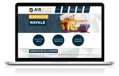 Site internet AIS Elec