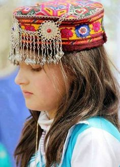Traditional Cap of hunza people