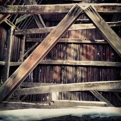 #rustic #barn wood #country old barn upstate ny   Barn ...