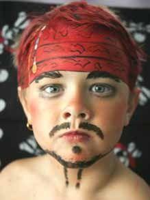 fc2ca908c59bb8d22c496b7662135904.jpg (219×293) great captain jack sparrow makeup!