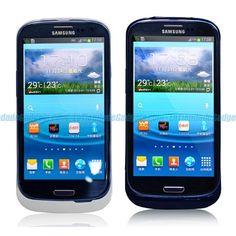 Carcasa Bateria 2600mAh Samsung S3 i9300 - La Tienda de Gadgets