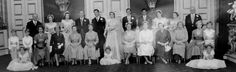 Image - Wedding of Viscount John Spencer & Lady Frances Ruth Fermoy _ suite - Blog sur Lady Diana , William , Catherine , George... - Skyrock.com