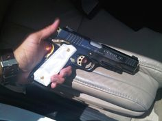 Taurus PT 1911 .38 Super Find our speedloader now!  http://www.amazon.com/shops/raeind Loading that magazine is a pain! Get your Magazine speedloader today! http://www.amazon.com/shops/raeind