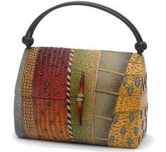 Kathleen's newest purse!