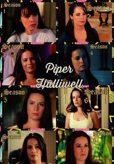 Piper Charmed, Charmed Sisters, Best Tv Shows, Movies And Tv Shows, Shannen Doherty Charmed, Phoebe And Cole, Charmed Book Of Shadows, Charmed Tv Show, Drama Tv Series