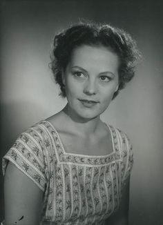 Som Ingrid i Tre finder en kro fra 1955