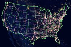 Artificial light is contributing to an alarming rise in light