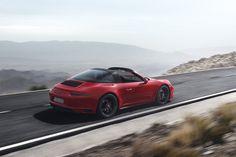 911 Targa 4 GTS 2017