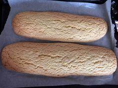 Biscotti Parigini Siciliani-Una siciliana in cucina Italian Biscotti Recipe, Italian Cookies, Biscotti Cookies, Classic Italian, Biscuits, Cheesecake, Bread, Desserts, Food