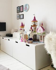 Try These Simple Decorating Tips Kid Spaces, Small Spaces, Kidsroom, Kids And Parenting, Girls Bedroom, Decorating Tips, Playroom, Ikea, New Homes