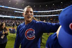 The Chicago Cubs lifted the spirits of a number of fans during their 2016 World Series run.  Rizzo reached out to a 12-year-old Cubs fan named Henry Sembdner on Twitter afterseeing his story on the local news.  Sembdner was hospitalized after being brutally beaten by a classmate at a Chicago-area school