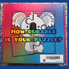 Your puzzle be  reusable, right? Not disposable- try our hottest seller and puzzle the difference!