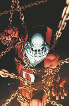 Deadman by Ryan Sook