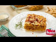 #Pastel de puré de #patatas y #carne. La #receta, en nuestro blog.