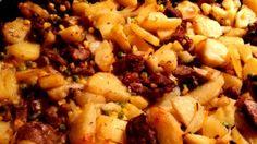 2014-12-08 19.14.34 Potato Salad, Potatoes, Ethnic Recipes, Food, Potato, Essen, Meals, Yemek, Eten