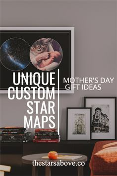 These are the perfect gifts to commemorate the most special occasions in your life. The birth of a child, a wedding or anniversary, or that first date that changed everything. Unique Mothers Day Gifts, Unique Birthday Gifts, Diy Birthday, Gifts For Dad, Star Maps, Personalized Gifts, Handmade Gifts, Unique Home Decor, Creative Gifts