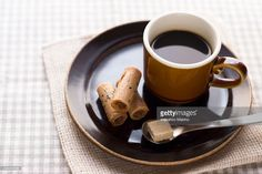 Stock Photo : Coffee break