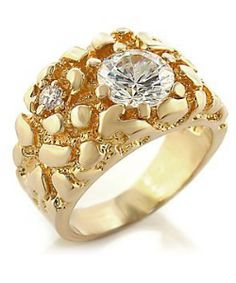 REPIN FOR A CHANCE TO WIN THIS RING - Rita Ring - 1.0 Ct Cubic Zirconia -14k Gold - Only $18! ( MSRP: $ 70) - Limited Quantity - Sale start today for a week. CLICK PIC TO ORDER