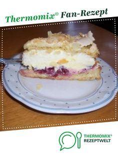 Gewittertorte von spatzele13. Ein Thermomix ® Rezept aus der Kategorie Backen süß auf www.rezeptwelt.de, der Thermomix ® Community.