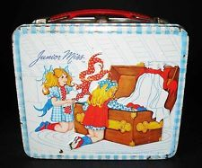 One of my lunch boxes in grade school!