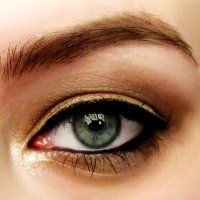 ON SALE Mineral Cream Eyeshadows Two Colors  Long Lasting   All Natural   Treasure and Gold digger