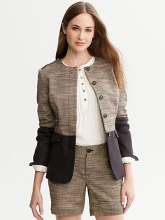 Banana Republic | Heritage Colorblock Blazer