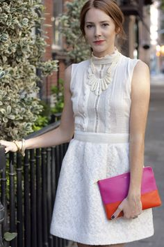 CouldIHaveThat: Lace in the City