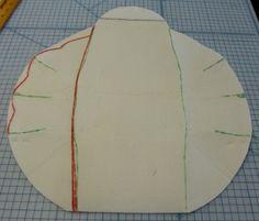 PPC9- A Soft Framework | Studio Kat Designs  accordion bag