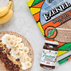 We've teamed up with @foodforlifebaking to bring you delicious breakfast wraps with Ezekiel Sprouted Whole Grain Tortillas and our Fiordifrutta Cranberry.
