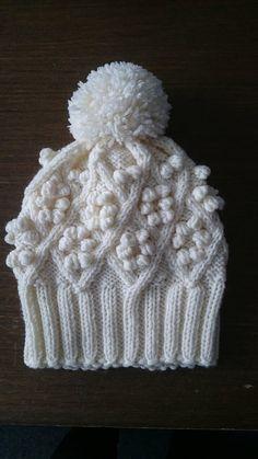 b11488c0857 Womens Pom Pom Hat Pom Pom Beanie Winter Hat Womens Hat. stanka · Knit Hat