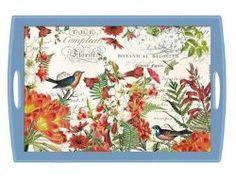 Michel Design Works Tablett Wildflower