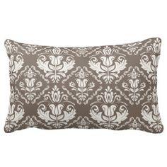elegant_retro_ivory_damask_brocade_brown_pattern_cushion-rd51dde5c6ff24881be51a89d6596cf3b_i5fbw_8byvr_324.jpg (324×324)