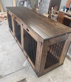 New Photos Alder TRIPLE DOG KENNEL- Hand Crafted Dog Kennel, kennel, wood dog kennel, dog crate, wood dog crate Thoughts A safe place for your dog A dog kennel is a good selection to provide your pets secure quit all thro