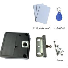 Hidden Invisible Electronic RFID Locker Lock for Home Office Private RFID Drawer, wardrobe, cabinet Lock Wardrobe Cabinets, Access Control, Door Locks, Home Office, Armoire, Lockers, Drawers, Locks, Offices