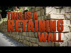 Verti Block San Diego Provides Concrete Retaining Wall Construction And Precast Concrete Wa Retaining Wall Retaining Wall Construction Concrete Retaining Walls