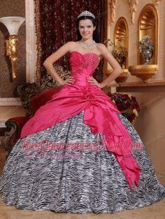 MY IMAGENATY QUINCENERA DRESS