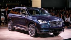 The 2020 Lincoln Corsair makes its debut in New York as Lincoln's smallest crossover offering, aiming at a younger demographic. Lincoln Models, Motorcycles, New York, Explore, Cars, World, Photos, The World, New York City