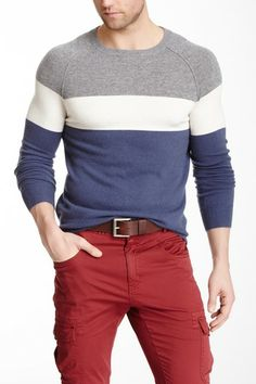 Jacob Holston Harold Cashmere Harold Pullover Sweater by Naked and Famous on @HauteLook