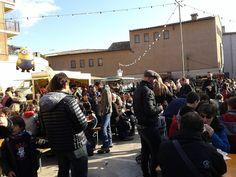 Fira de la Puríssima 2018 - Sant Boi #foodtruck #streetfood